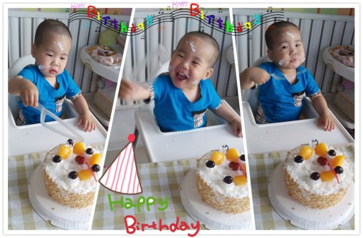 Happy 2nd Birthday Elias~!